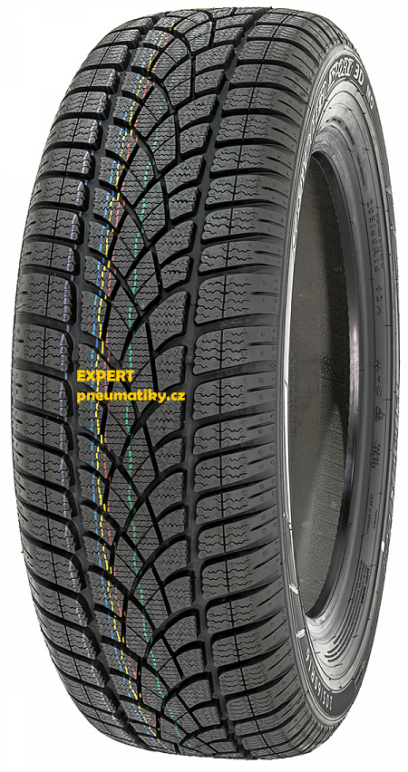 DUNLOP SP WINTER SPORT 3D * <span><br />   205/55 R16  91H</span>